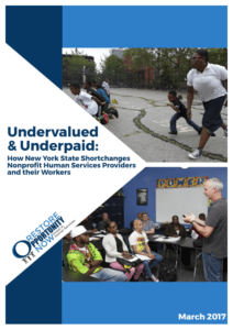 Undervalued and Underpaid Report Cover